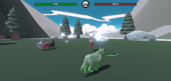 Screenshot 15 of Animal Fight Club