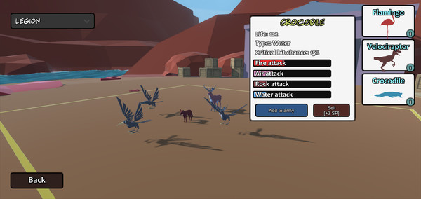 Screenshot 8 of Animal Fight Club