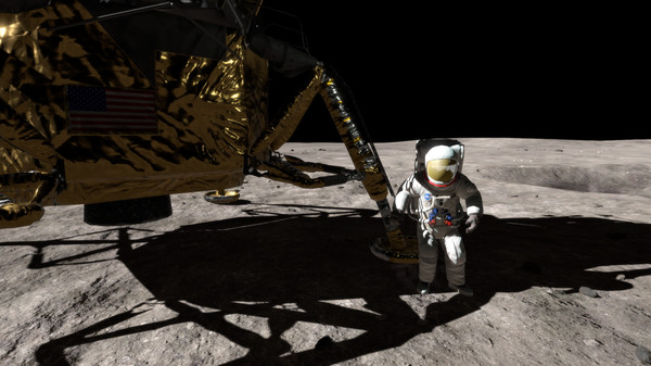Screenshot 2 of Apollo 11 VR HD