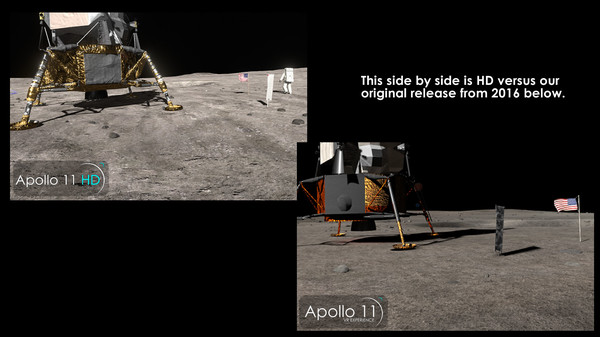 Screenshot 9 of Apollo 11 VR HD