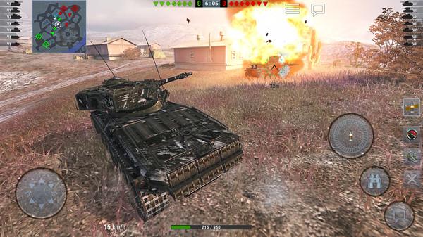 World Of Tanks Blitz - Grand Pack Download