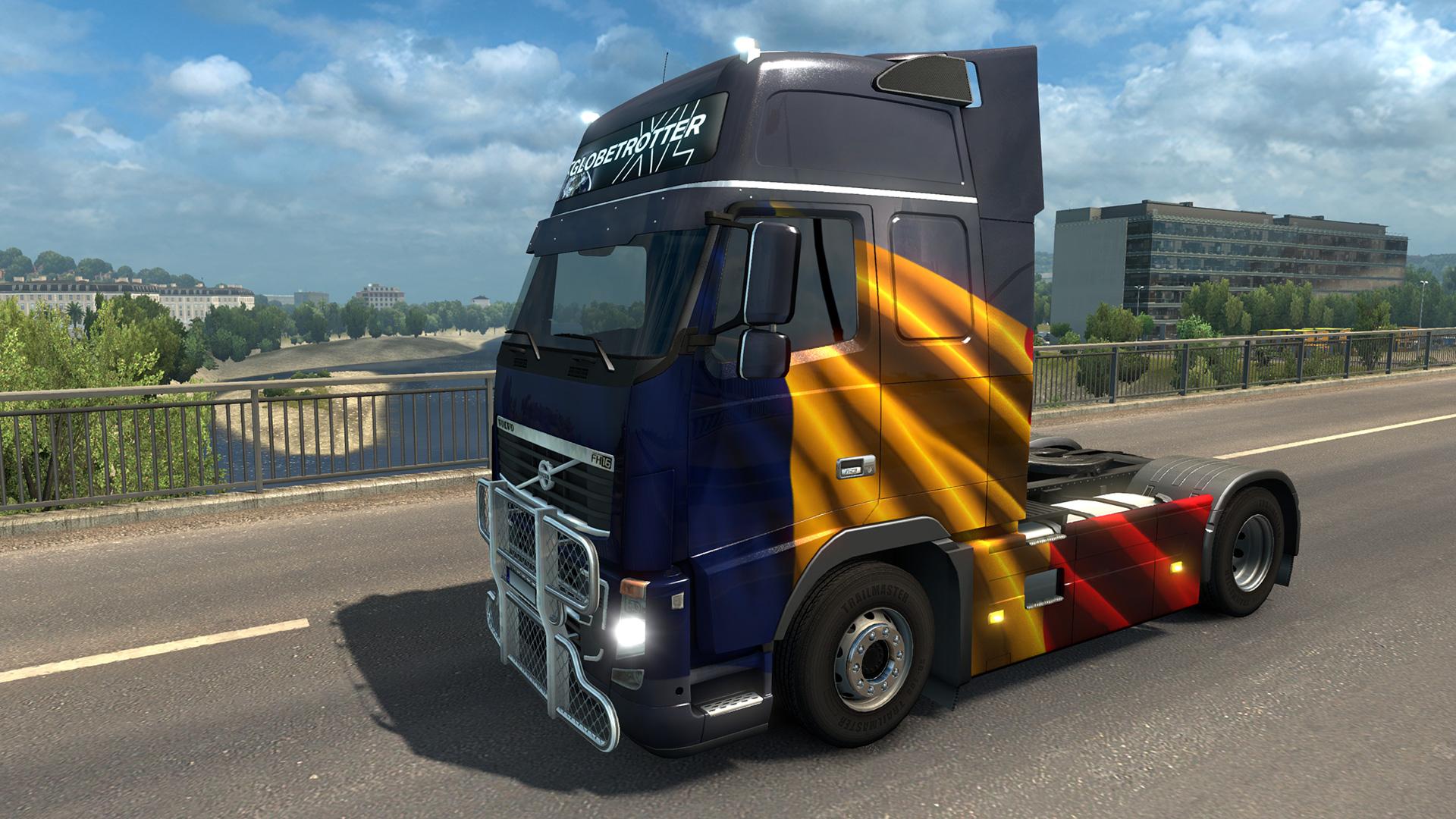 Euro truck simulator 2 - romanian paint jobs pack 2017