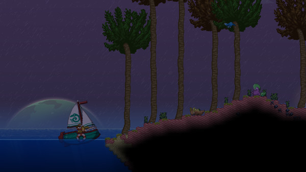 Screenshot 1 of Starbound