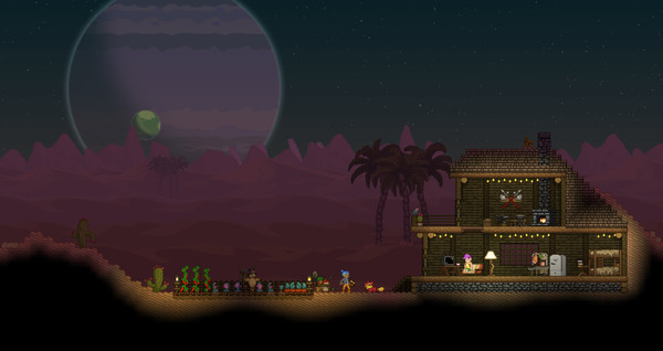 Screenshot 2 of Starbound