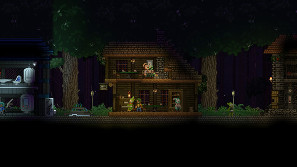 Screenshot 8 of Starbound